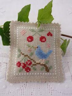 sweet blue bird - link for pdf