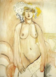 Nude - Henri Matisse