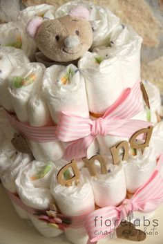 bella idea, regalo para baby shower!