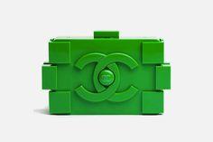 hearty magazine   CHANEL LEGO BAG