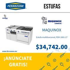#ServicioDeAlimento #EstufaMultifuncional http://www.ferrezone.mx  El mercado ferretero de México Anúnciate gratis