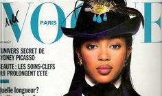 First Black Models to Grace Vogue Magazine
