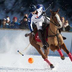 St. Moritz World Cup Polo