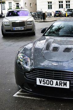 RR & Aston Martin