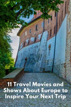 11 Travel Movies and Shows About Europe to Inspire Your Next Trip Travel Info, Travel Bugs, Travel Guides, Travel Movies, France, Europe Destinations, Movie List, European Travel, Dream Big