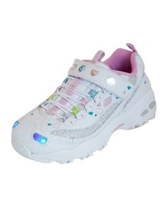 345bca554d3e5 Tenis Hot Lights Blanco  skechersmexico  deportivos  femeninos  519.00 MXN