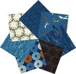 Silver Lining, Cool Fat Quarter Gift Pack Picnic Blanket, Outdoor Blanket, Blue Quilts, Silver Lining, Fat Quarters, Packing, Cool Stuff, Gifts, Bag Packaging