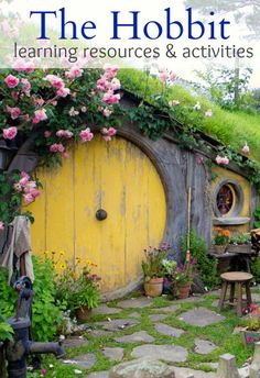 J. R. R. Tolkien's novel, The Hobbit, has enchanted readers for many years. Learn about his life, read The Hobbit, and work on some fun activities with your kids this month.