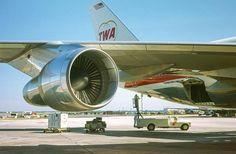 TWA Boeing 747 - Vintage Airliners (@VintageAirliner) | Twitter