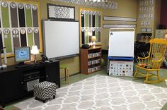 A Comfy Reading Den and Meeting Place | 30 Epic Examples Of Inspirational Classroom Decor