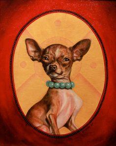Chihuahua Animal Icon