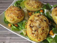 Gruss aus der Hexenküche: Potato Skins - gefüllte Kartoffeln