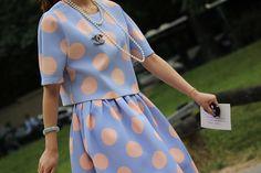fashion style 2015 | Paris Fashion Week Spring/Summer 2015 Street Style Report – Part 2 ...