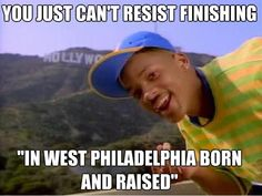 Fresh Prince! oh the memories