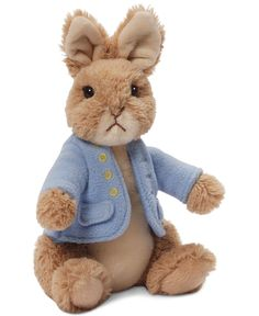 Bring baby a classic, cuddly toy straight from the tales of Beatrix Potter with…