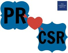 Analyzing the relationship between #CSR and #PR