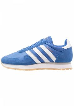 official photos 2e01b e2b2e adidas Originals. HAVEN - Trainers - bluefootwear white. Care  instructionstreat