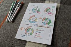 Les lubies de Caroline: Spiraldex ou le planning visuel