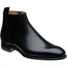 Herring Shoes Black Chelsea Boots, Hard Wear, Goodyear Welt, Formal Shoes, Toe Shape, Brogues, Comfortable Shoes, Moccasins, Calves