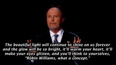 "Billy Crystal Pays Tribute To Robin Williams, ""The Brightest Star In The Comedy Galaxy,"" At The Emmys"