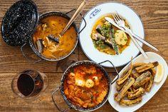 Foodie Portugal Travel Photo Essay: Follow me in Evora, Sines, Comporta, and Vila Nova De Milfontes, in coastal Alentejo on a quest to eat the best fish.