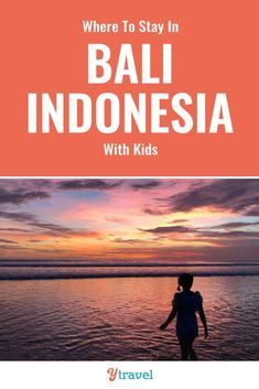 Here are 10 amazing places to stay in Bali with kids that adults love too. Check out these hotels in Bali Indonesia that come with kids clubs, pools, beautiful beaches and family friendly rooms. Don't take a Bali vacation before reading about these family-friendly resorts in Bali. #Asia #Indonesia #Bali #familytravel #hotels #resorts #Asiatravel