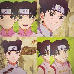 Tennytums! <3 Tenten from Naruto (: