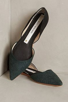 Mercer D'Orsay Flats #anthrofave