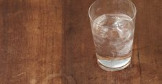 A Bizarre Remedy For Those Water Stains On Your Wood Tables