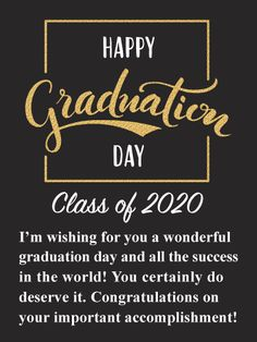 29 Best Graduation Cards for 2020 images in 2020 | Graduation ...