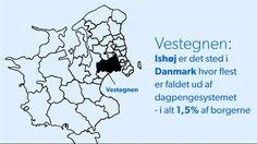 """DAGPENGE. Vestegnsborgmester: """"Det er en forbandet situation"""" Borgmestrene på Vestegnen har tidligere beklaget sig over dagpengereformen. Nu viser tal fra DR's databaseredaktion, at situationen er værre end ventet. D. 3 SEP 2014"""