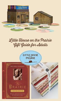 We want to celebrate that giving spirit this holiday season with our Little House on the Prairie gift guide for adults, teens, and children. Something for every fan on your list!