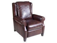 Hooker Furniture Living Room Montana Livingston RC296 Recliner RC296-087