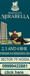 Mahagun Mirabella Sector 79 Noida Noida is that the new developing project by Mahagun cluster.