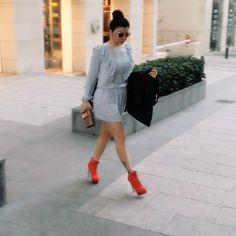 Haifa wehbe Races Fashion, Fashion Art, Haifa Wehbe, Arab Women, Dramatic Makeup, Bob Mackie, Wedding Art, Rupaul, Barbie Clothes