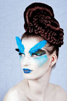 Fantasy Eye Makeup | ... Fantasy Makeup Looks Collection by clicking here : Part 2 Fantasy