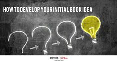 How To Develop Your Initial Book Idea - There is nothing quite like the feeling of coming up with a brilliant idea for a new book. It might come to you in a flash when you are relaxing or thinking about other things, you might see or hear something that inspires you, or you might have had the idea at the back of your mind for a long time and feel now is the time to explore it further.