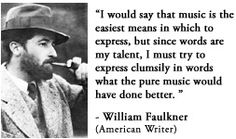 For more information about William Faulkner: http://www.Dailyliteraryquote.com/dlq-literature-magazine/  Courtesy of http://www.DailyLiteraryQuote.com.  More quotes and social literary discussions at CulturalBook.com