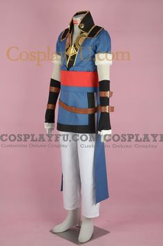 Custom Lon qu Cosplay Costume (2nd) from Fire Emblem Awakening - CosplayFU.com