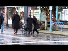 Once Upon a Time filming- Reunion scene/ Snow and Charming kiss - YouTube
