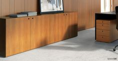 Spaceist offers a range of modern Meeting Room Credenza's & Boardroom Room Storage Units in London & around the UK.