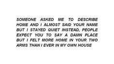 tumblr quotes about home - Google Search
