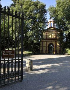 Modena - Parco ducale estense Big Ben, Gazebo, Outdoor Structures, Building, Travel, Kiosk, Viajes, Pavilion, Buildings