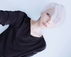 SRonnie Victor Nikiforov Cosplay Photo - Cure WorldCosplay