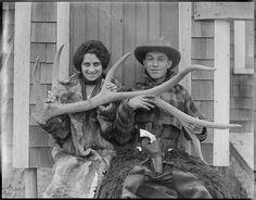 Mr. & Mrs. Percy Jones