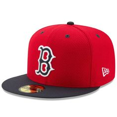 64190db107952 Boston Red Sox New Era Diamond Era 59FIFTY Fitted Hat - Red Navy -  37.99