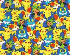 Pokémon Weighted Blanket - Cuddle Fleece Backed - Various Weights Have A Good Night, Good Night Sleep, Pokemon Blanket, Pokemon Fabric, Create Yourself, Finding Yourself, Sensory Issues, Weighted Blanket, Party Shirts
