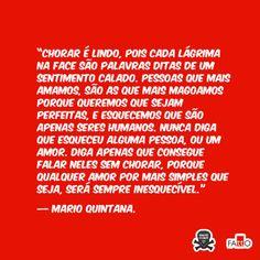 Viva o mestre #MarioQuintana