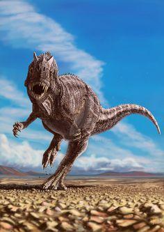 Ceratosaurus by FinwalSMD.deviantart.com on @DeviantArt