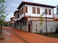 Ankara hamamönü evleri /TÜRKİYE